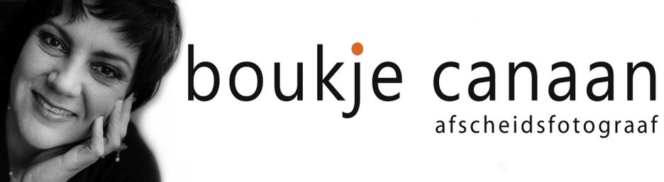 logo - Boukje Canaan, afscheidsfotograaf