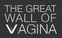 logo- the great wall of vagina