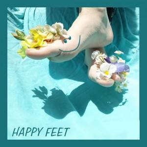Vriendjes met mijn lijf worden: happy feet
